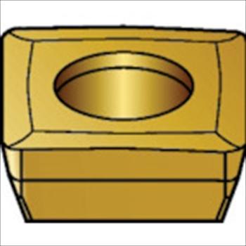 サンドビック(株)コロマントカンパニー SANDVIK サンドビック フライス用チップ 4040 [ SPMT120408WH ]【 10個セット 】