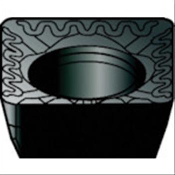サンドビック(株)コロマントカンパニー SANDVIK サンドビック フライス用チップ 4040 [ SPMT120408WL ]【 10個セット 】