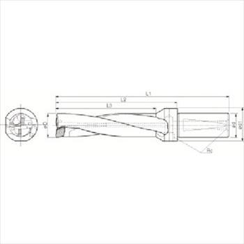 京セラ(株) KYOCERA  ドリル用ホルダ オレンジB [ S25DRZ22590008 ]