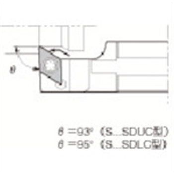 京セラ(株) KYOCERA  スモールツール用ホルダ オレンジB [ S19KSDLCL11 ]