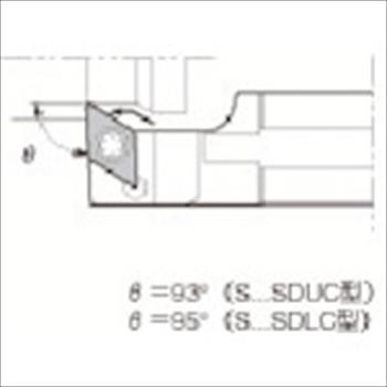 京セラ(株) 京セラ スモールツール用ホルダ [ S16FSDLCL07 ]