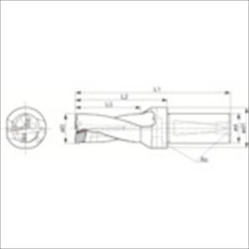 京セラ(株) KYOCERA  ドリル用ホルダ オレンジB [ S25DRZ21543008 ]