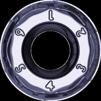 京セラ(株) 京セラ ミーリング用チップ PR1535 PR1535 [ RPGT1204M0ERGM ]【 10個セット 】