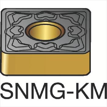 サンドビック(株)コロマントカンパニー SANDVIK サンドビック T-Max P 旋削用ネガ・チップ 3210 [ SNMG190616KM ]【 10個セット 】