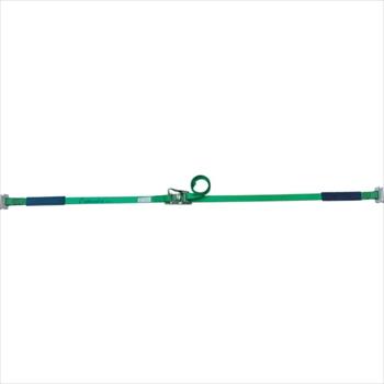 オールセーフ(株) allsafe ラッシングベルト ステンレス製ラチェット式T-ワンピース重荷重 [ SR5SP13 ]