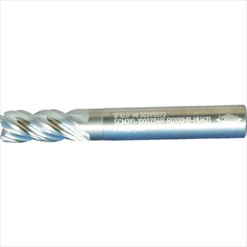 マパール(株) マパール Performance-Endmill-Titan 4枚刃 内部給油 [ SCM391J1000Z04RR0100HAHU621 ]