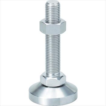 スガツネ工業(株) SUGATSUNE 重量用ステンレス鋼製アジャスター M42×250 (200-024 [ SDYMS42250 ]