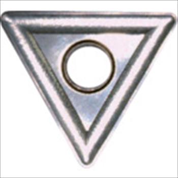 富士元工業(株) 富士元 ショルダー加工用Tタイプ並級チップ 超硬M種 TiN <R> NK3030 [ T33MOR ]【 12個セット 】