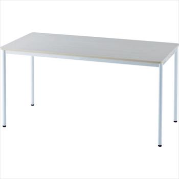 アール・エフ・ヤマカワ(株) アールエフヤマカワ RFシンプルテーブル W1400×D700 ナチュラル オレンジB [ RFSPT1470NA ]