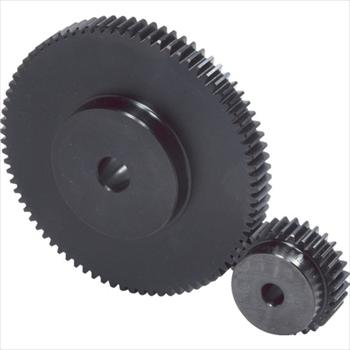 小原歯車工業(株) KHK STOCK GEARS 平歯車SS2.5-80 [ SS2.580 ]