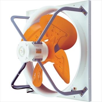 運賃別途 ストアー 超激安 直送品 代引不可 株 スイデン Suiden SCFT75FH3 ハネ75cm1速式3相200V 圧力扇 有圧換気扇