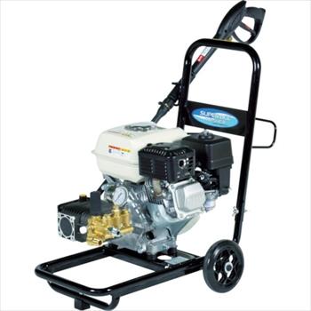 スーパー工業(株) スーパー工業 エンジン式高圧洗浄機SEC-1013-2N [ SEC10132N ]