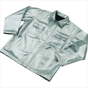 トラスコ中山(株) TRUSCO スーパープラチナ遮熱作業服 上着 XLサイズ[ TSP1XL ]