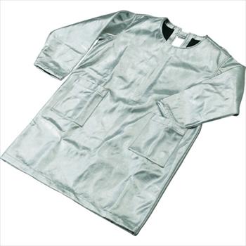 トラスコ中山(株) TRUSCO スーパープラチナ遮熱作業服 エプロン Lサイズ[ TSP3L ]