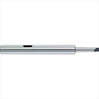 トラスコ中山(株) TRUSCO ドリルソケット焼入研磨品 ロング MT3XMT2 首下250mm [ TDCL32250 ]