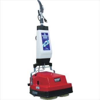 (株)八潮 シーメル 小型床面洗浄機ターボラバ2000 [ TL2000 ]