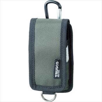 トラスコ中山 株 TRUSCO オレンジブック 一部予約 上品 TCTC1202GN グリーン コンパクトツールケース 携帯電話用