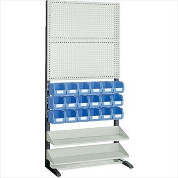 大量入荷 UPR408N ]:ダイレクトコム TRUSCO オレンジブック UPR型パンチングラック 棚板・コンテナ付 両面[ ★直送品・トラスコ中山(株) ~Smart-Tool館~-DIY・工具