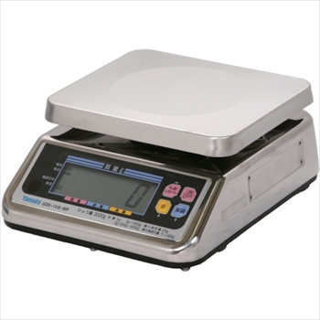 大和製衡(株) ヤマト 完全防水形デジタル上皿自動はかり UDS-1V2-WP-6 6kg[ UDS1V2WP6 ]