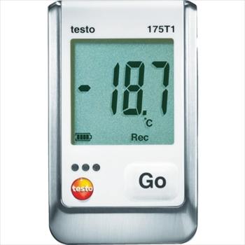 (株)テストー テストー 温度データロガ内蔵1チャンネル [ TESTO175T1 ]