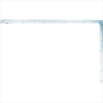トラスコ中山(株) TRUSCO シルバ-曲尺大金サイズ1m×60cm [ TK1006CN ]