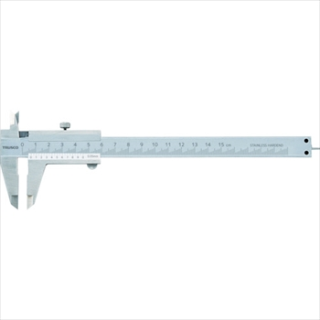 トラスコ中山(株) TRUSCO ユニバーサルデザイン標準型ノギス 300mm [ THN30U ]