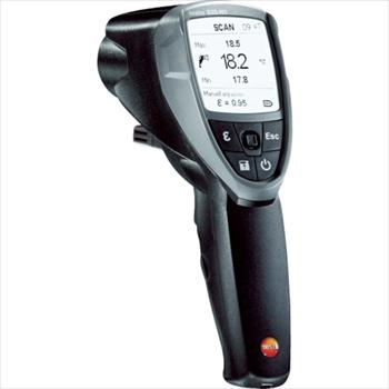 (株)テストー テストー 湿度測定機能付き赤外放射温度計 [ TESTO835H1 ]