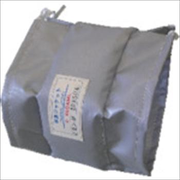 TJF32A [ (株)ヤガミ フランジ用保温ジャケット ] ヤガミ