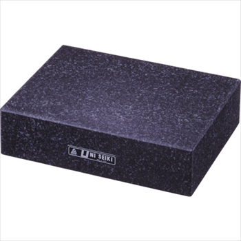 (株)ユニセイキ ユニ 石定盤(0級仕上)200x200x50mm[ U02020 ]
