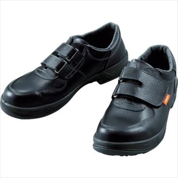トラスコ中山(株) TRUSCO 安全靴 短靴マジック式 JIS規格品 24.0cm[ TRSS18A240 ]