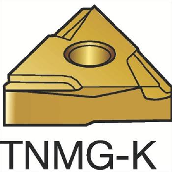 サンドビック(株)コロマントカンパニー SANDVIK サンドビック T-MAXPチップ 4325 [ TNMG160408RK ]【 10個セット 】