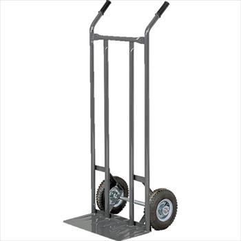 トラスコ中山(株) TRUSCO オレンジブック スチールパイプ製二輪車 H1210 すくい板205X470 [ 3011 ]