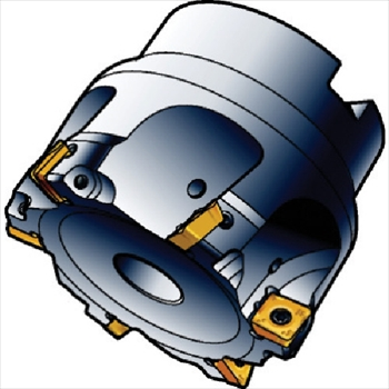サンドビック(株)コロマントカンパニー SANDVIK サンドビック コロミル490カッター [ 490080Q2714H ]