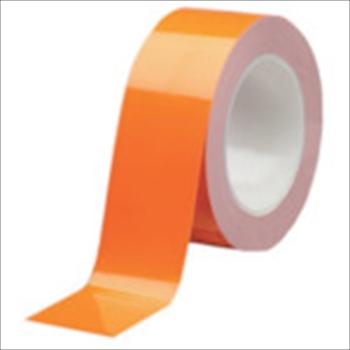 ミドリ安全(株) ミドリ安全 ベルデビバハードテープ オレンジ 50mmX20m[ VHT50OR ]