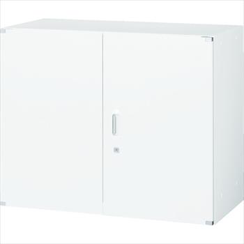 トラスコ中山(株) TRUSCO U型壁面書庫 両開き H720 W色[ UHW7 ]