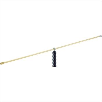 トラスコ中山(株) TRUSCO オレンジブック ハンドル付きロングノズル1000mm [ TD1810LN ]