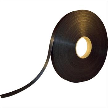 トラスコ中山(株) TRUSCO 耐候性マジックバンド結束テープ 両面 幅20mmX長さ30m 黒 [ TMKT20WBK ]