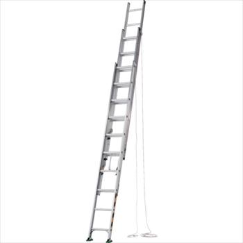 オレンジB アルインコ(株)住宅機器事業部 アルインコ 三連梯子TRN[ TRN83 ]