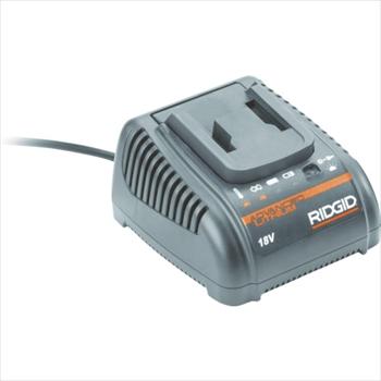 Ridge Tool Company RIDGID 18V リチウムイオンバッテリー用充電器 [ 44793 ]