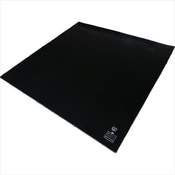 渡部工業(株) ワタベ 耐電用ゴムマット10t 1m×1m [ 4551M ]