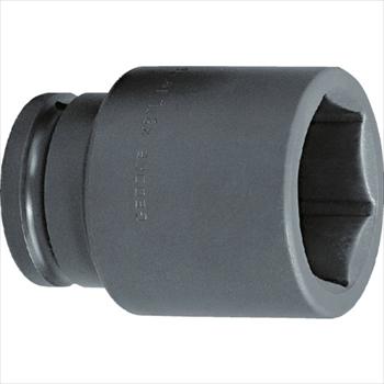 ゲドレー社 GEDORE インパクト用ソケット(6角) 1・1/2 K37L 55mm [ 6330540 ]