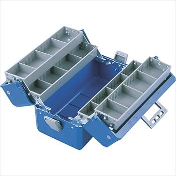 ホーザン(株) HOZAN ツールボックス ボックスマスター 青 [ B56B ]