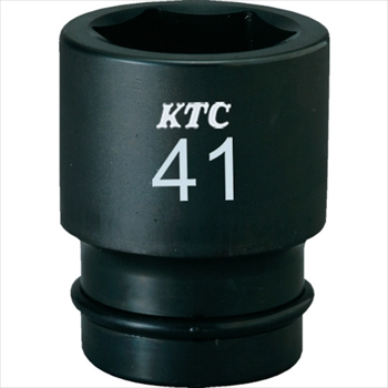 京都機械工具(株) KTC 25.4sq.インパクトレンチ用ソケット(標準)58mm オレンジB [ BP858P ]