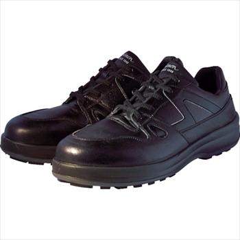 (株)シモン Simon 安全靴 短靴 8611黒 24.0cm [ 8611BK24.0 ]