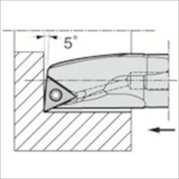 京セラ(株) KYOCERA  内径加工用ホルダ オレンジB [ A10LSTLCR0912AE ]