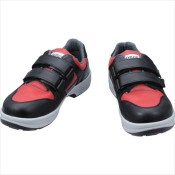 (株)シモン Simon トリセオシリーズ 短靴 赤/黒 23.5cm [ 8518赤BK23.5 ]