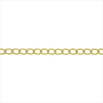 (株)ニッサチェイン ニッサチェイン 真鍮キリンスマンテルチェイン 2.6mm×30m [ BM126 ]