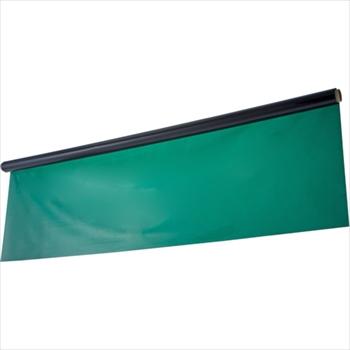 トラスコ中山(株) TRUSCO オレンジブック 溶接遮光シートのみ 0.35TXW2050XH5000 緑 [ A325GN ]