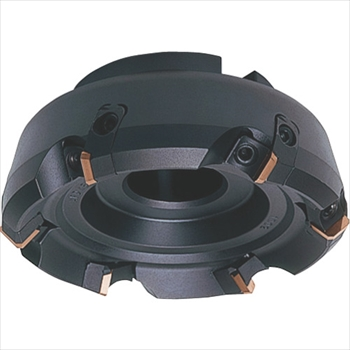 三菱日立ツール(株) 日立ツール アルファ45 フェースミル A45D-4080R [ A45D4080R ]