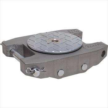 (株)ダイキ ダイキ スピードローラーアルミダブル型ウレタン車輪5t [ ALDUW5 ]